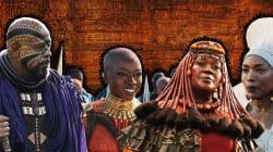 From Zamunda To Wakanda: How 'Black Panther' Reimagined African
