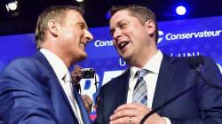 Scheer Shot Down Calls To Boot Bernier From Caucus, Tory MP