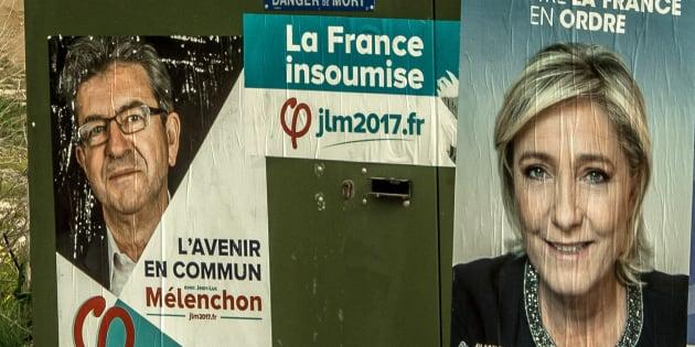 Ce que Wauquiez, Melenchon et Le Pen ont en commun.