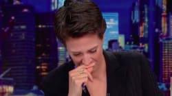 La giornalista americana in lacrime mentre legge la notizia dei bambini tenuti in