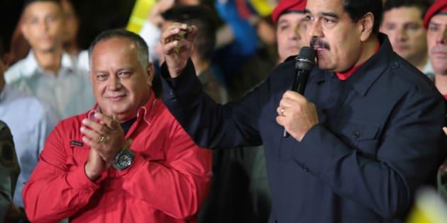 Os partidos opositores, aglutinados na Mesa de Unidade Democrática (MUD), apostavam nessa votação para derrotar o Partido Socialista Unido da Venezuela (PSUV), no poder há 18 anos.