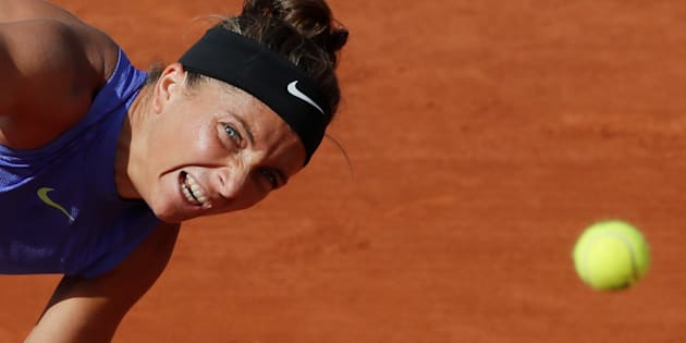 La justification étonnante de Sara Errani, ancienne vainqueur de Roland Garros, suspendue pour dopage