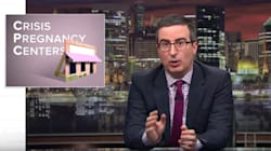 John Oliver Exposes The Shady World Of Anti-Abortion