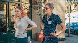 A estrela de Greta Gerwig, diretora de 'Lady Bird', não para de