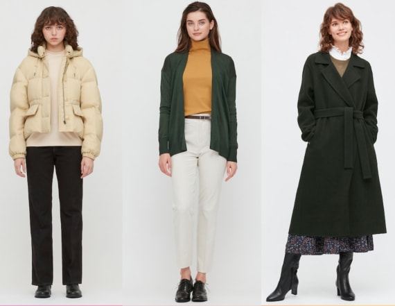 9 looks to snag from Uniqlo's Best of Sale section