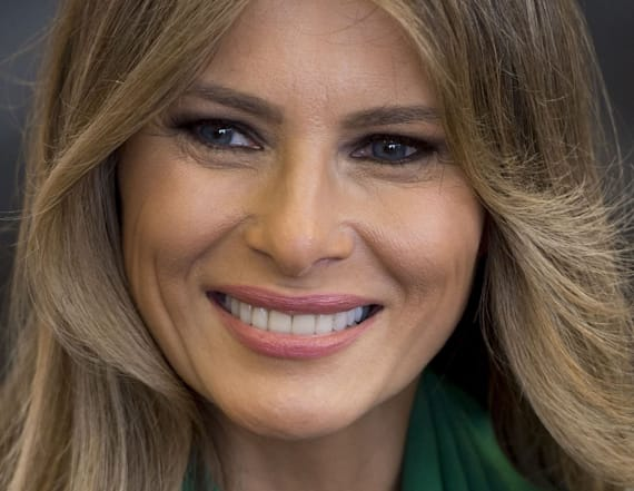 Melania Trump set to surprise students with visit