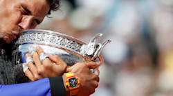 PHOTOS: Here Are The 10 Glorious Final Moments From Each Of Rafael Nadal's French Open