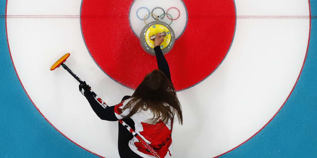 Curling masculin : une deuxième défaite de suite pour le Canada