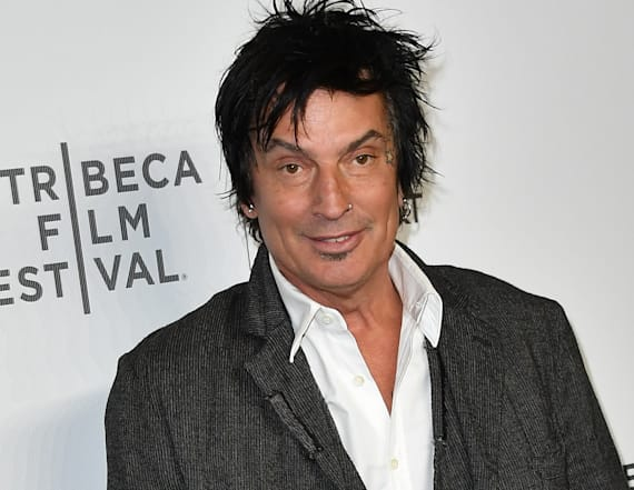 Tommy Lee hits back at son on social media