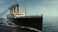 Une réplique du Titanic retracera le périple du célèbre navire en