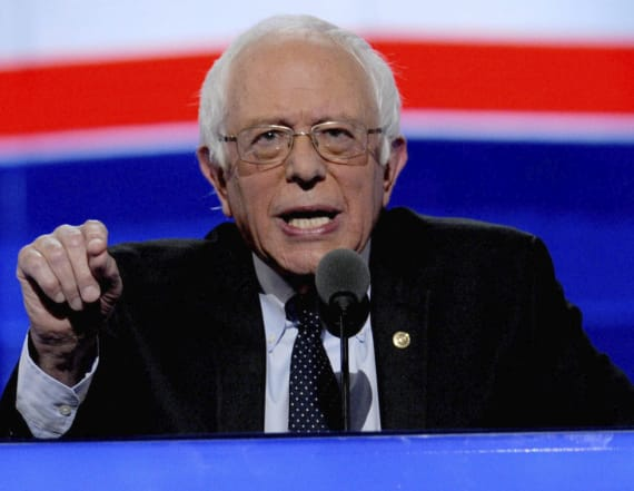 How Sanders would use wealth tax