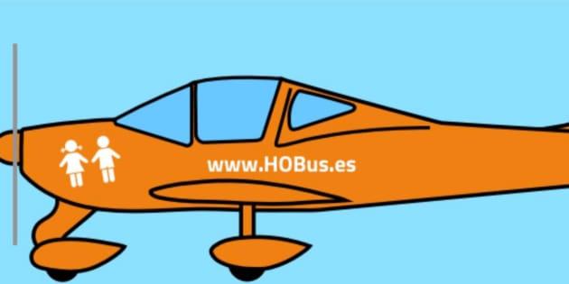 Resultado de imagen de avión hazteoir
