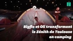 Bigflo et Oli ont transformé le Zénith de Toulouse en