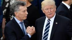 Argentina no tiene que 'temer', Trump apoyará a su