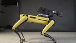 Ce robot danse mieux que vous sur «Uptown
