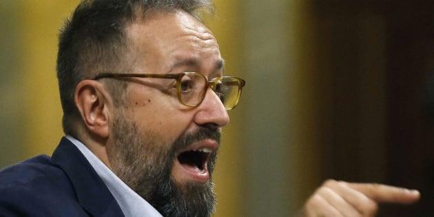 El portavoz de Ciudadanos, Juan Carlos Girauta.