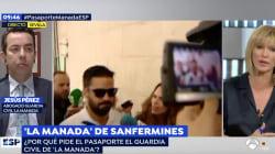 La acusación de Susana Griso en pleno directo que ha indignado al abogado del guardia civil de 'La
