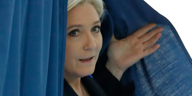 Ancien conseiller de Marine Le Pen, j'appelle à lui faire barrage.