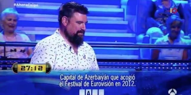 Ahora Caigo en Antena 3