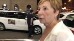 Celia Villalobos, tras verse afectada por la huelga del taxi: