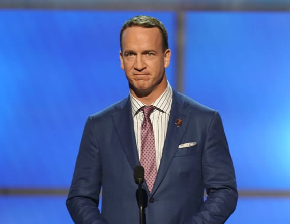 Report: Manning won't join 'Monday Night Football'