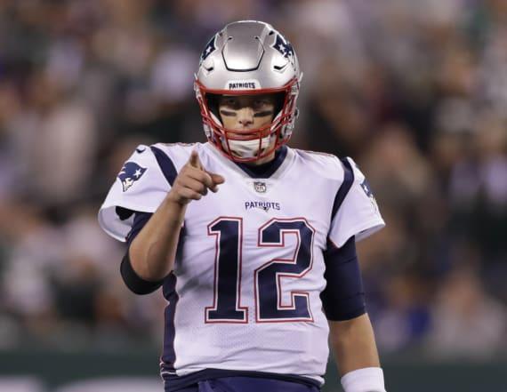 Tom Brady thanks Patriots fans on Instagram