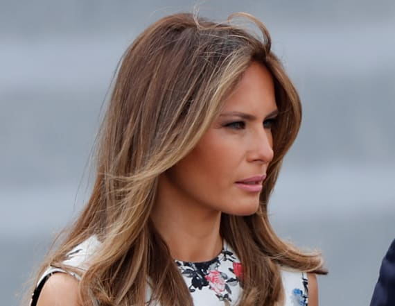 Melania Trump set to meet Prince Harry