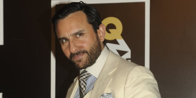 File photo of actor Saif Ali Khan.
