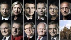 Mélenchon président, Le Pen derrière Poutou... cette expérience de