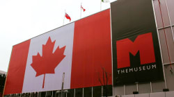 Museum Turns Vandalism Into Part Of Its Canada Day