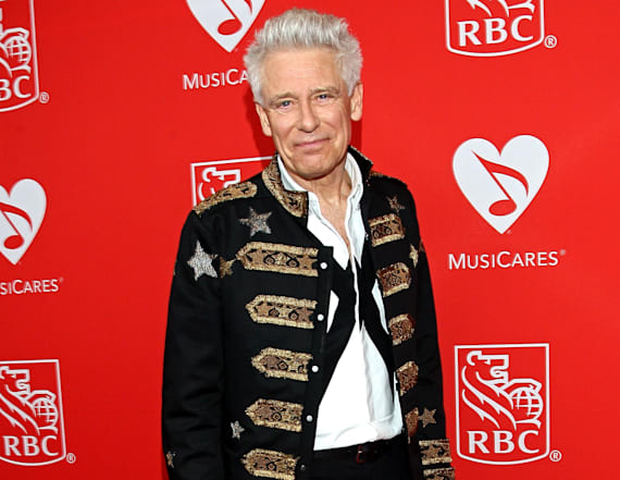 U2's Adam Clayton thanks bandmates for support