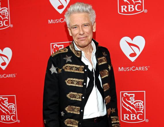 U2's Adam Clayton thanks bandmates for support