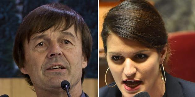 En défendant Nicolas Hulot, Marlène Schiappa s'attire de sévères critiques
