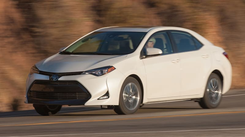 2018 Toyota Corolla Buyer's Guide: What you need to know about this compact sedan