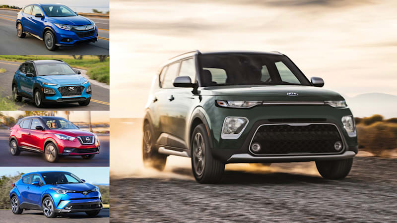 2020 Kia Soul vs. subcompact crossovers: How they compare on paper