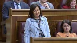 El lapsus de Margarita Robles en su pregunta a Rajoy que ha generado risas en el
