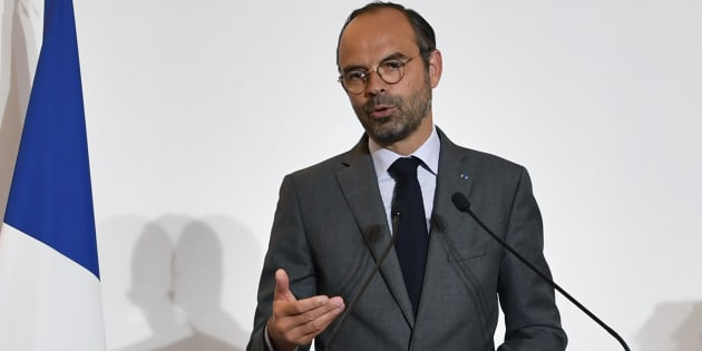 Édouard Philippe (ici le 13 juillet à la DGSI) annonce la création d'une cellule de profilage des terroristes (et 5 autres mesures).
