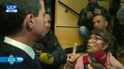Manuel Valls s'est pris un sacré savon par une