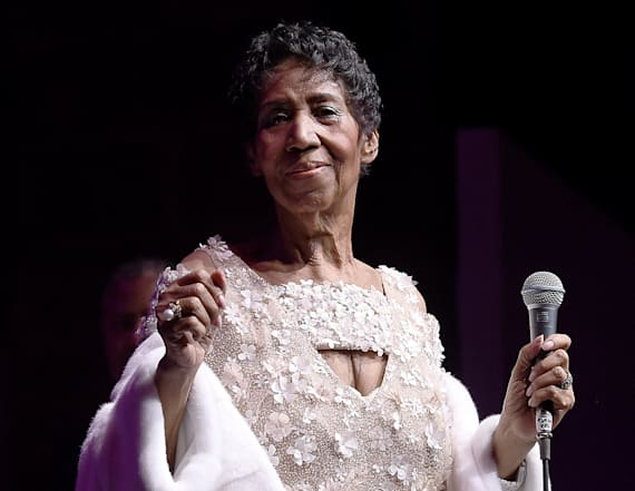 Aretha Franklin's cause of death confirmed