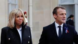 Un titre traitant Brigitte Macron de