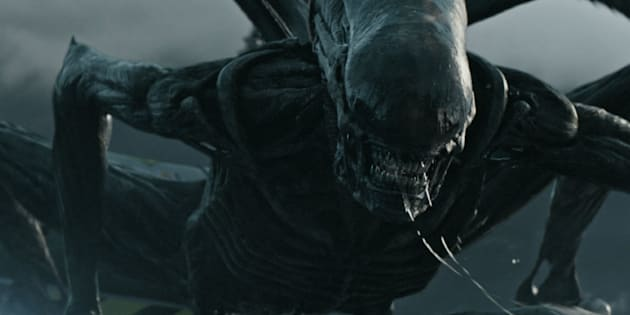 """Dans """"Alien: Covenant"""", les origines du Xénomorphe sont au centre de l'histoire."""