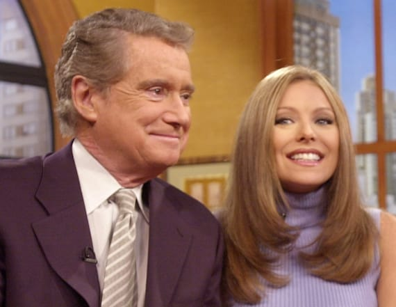 Kelly Ripa reveals 'mandate' Regis Philbin had