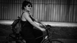 Amiga, date cuenta: usar la bici nos salva del acoso y la