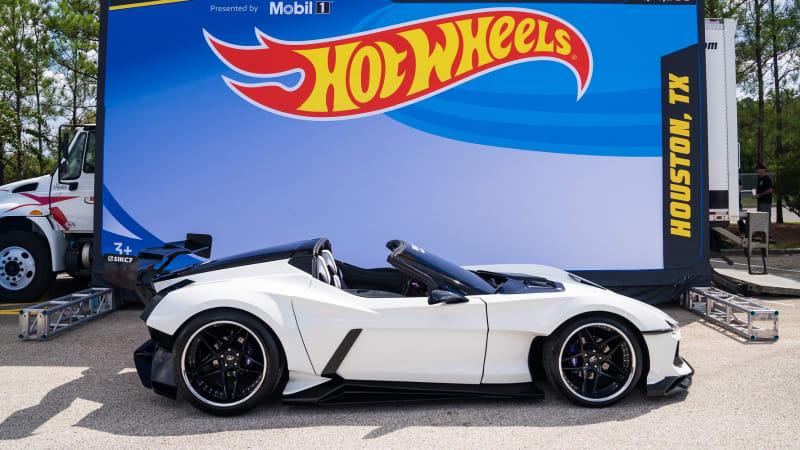 Hot Wheels wählt eine einzigartige 2007 Chevrolet Corvette für die Legends Tour€