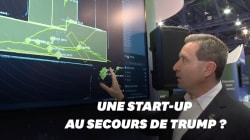 Au CES 2019, cette start-up propose à Trump une alternative à son