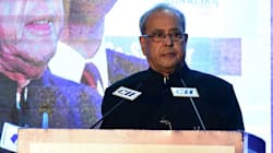 Pranab Mukherjee Says Government Committed To Growth And Welfare Of