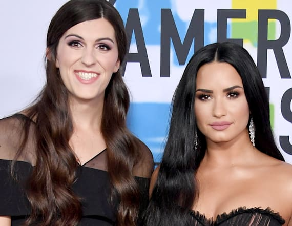 Demi Lovato brings Danica Roem to the 2017 AMAs