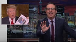 John Oliver Has A Genius Plan To Force Trump To Learn Some Actual