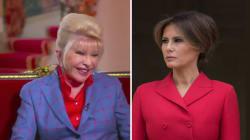 Cette blague de l'ex-femme de Trump sur la Première dame n'a pas du tout fait rire