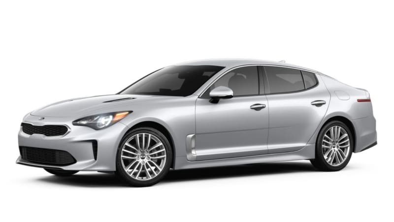 Kia Stinger base trim is for people who hate colors